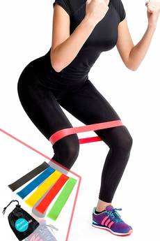 Комплект фитнес резинок Fitness-Rezinochka